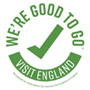 Visit England Covid accreditation