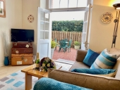 New! County House Retreat - a ground floor holiday apartment